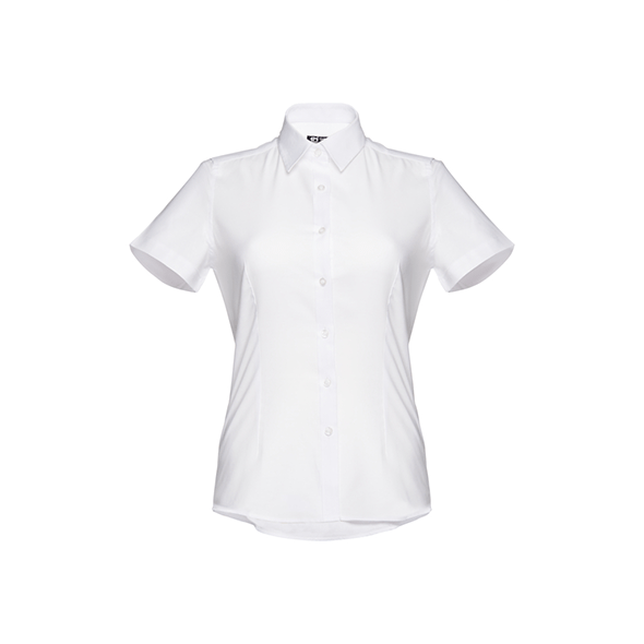 Women's short sleeve oxford shirt LONDON WOMEN
