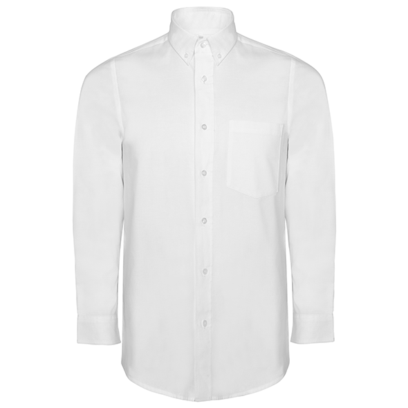 Man shirt with pocket on left chest OXFORD
