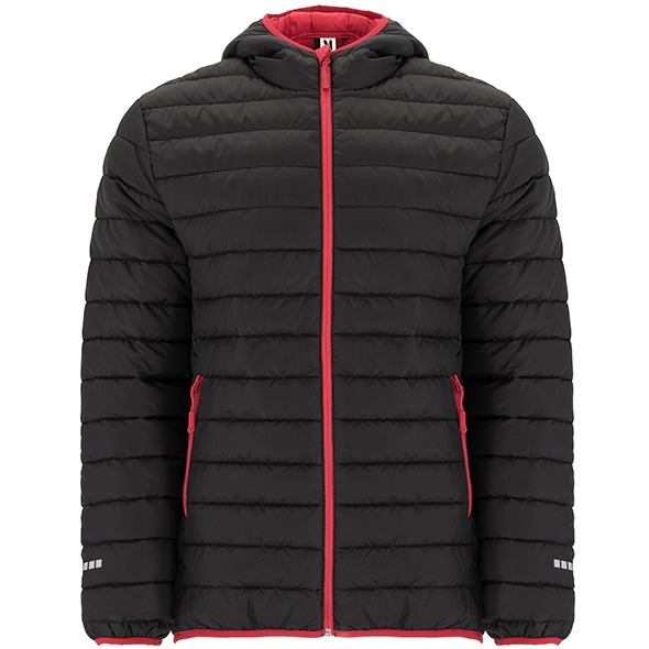 Padded sports jacket with feather-feel filling NORWAY SPORT
