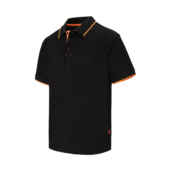 Short Sleeve Polo Bicolor