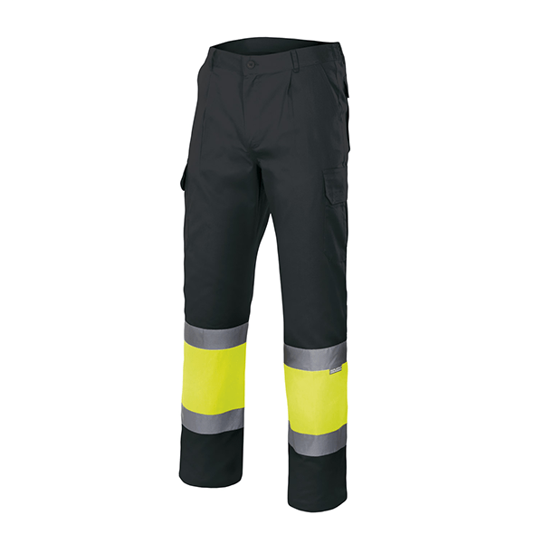 High Visibility Bicolor Lined Pants
