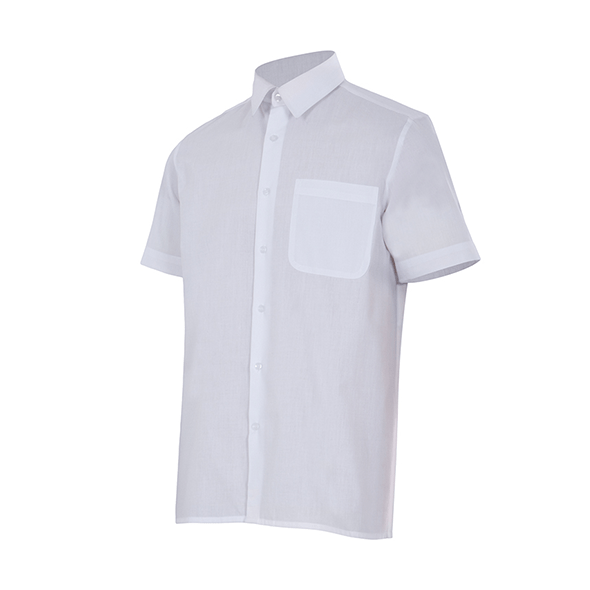 Short Sleeve Shirt and 1 Patch Pocket